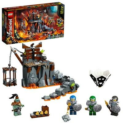 LEGO NINJAGO Journey To The Skull Dungeons Game Set 71717 Age 5+ 401pcs • 24.95£