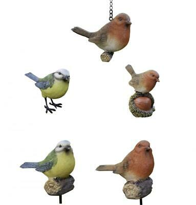 £8.99 • Buy Realistic Bird Resin Outdoor Garden Pond Ornament Decoration