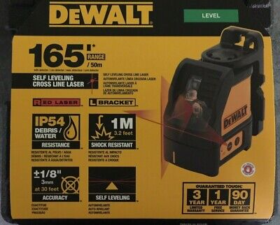 $116.99 • Buy DEWALT (DW088K) Line Laser, Self-Leveling, Cross Line