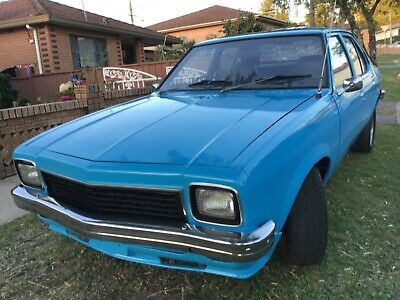 AU25000 • Buy Holden Torana Lh 1974 # Suit Capri Lx Slr Monaro Commodore Ford Valiant Buyers