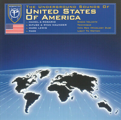 The Underground Sounds Of United States Of America CD, EP NEW • 3.89£