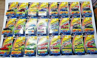 $9.99 • Buy Matchbox Superfast 35 Years Pick And Choose 2005 New MOC Save When You Bundle