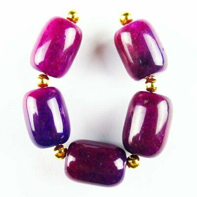 $0.17 • Buy 5Pcs/Set Sugilite Drum Pendant Bead 16x12mm Y36607
