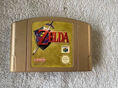 AU40 • Buy Zelda Ocarina Of Time, Nintendo 64, N64 Game, Cartridge Only, Tested, PAL