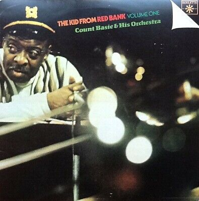 Count Basie & His Orchestra* - The Kid From Red Bank Volume One (2xLP, Comp) • 13.49£
