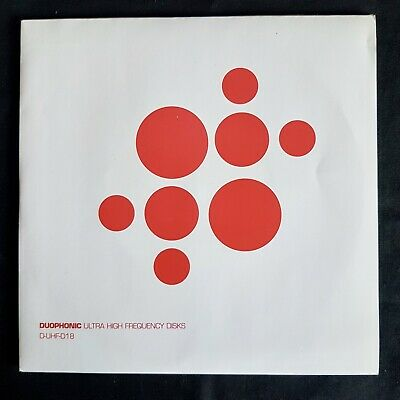 "STEREOLAB Iron Man LTD ED RED VINYL 1997 DUOPHONIC D-UHF-D18 UK 7"" 45 VINYL NM  • 12£"