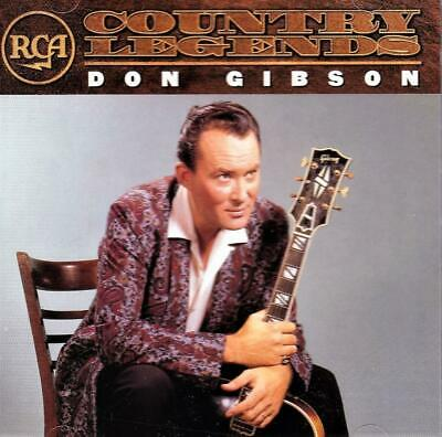 £15.99 • Buy Don Gibson - Country Legends (new Cd)