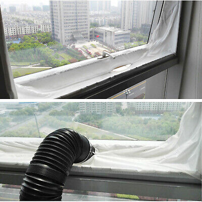 AU23.99 • Buy Air Lock Window Seal Living Room 300cm Mobile Portable Air Conditioner Home Use