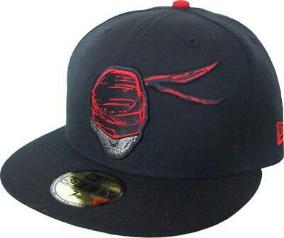 New Era Daredevil Head Black Red 59Fifty Fitted Cap Marvel Cap Limited Edition • 46.43£