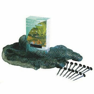 £13.36 • Buy Superfish Heavy Duty Pond Cover Net Protect Koi Fish From Birds Cats Leaves 4x4m