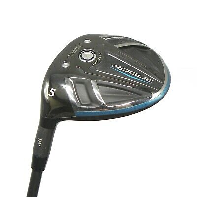 $ CDN200.91 • Buy Callaway Rogue Sub Zero 5-Wood 19* Synergy Stiff Flex Graphite LEFT-HANDED