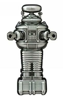 AU35.02 • Buy Lost In Space B9 Robot Metal Bottle Opener