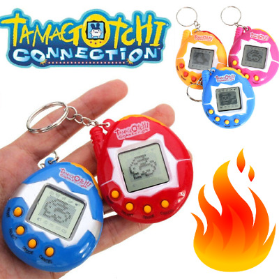 AU7.95 • Buy 🔥 TAMAGOTCHI Connection VIRTUAL Cyber PET Gift ELECTRONIC Kids RETRO TOY School