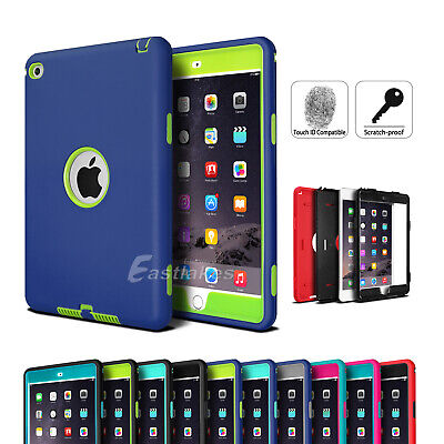 AU19.95 • Buy For Apple IPad 5th 6th Gen 9.7  Shockproof Case Heavy Duty Protective Cover