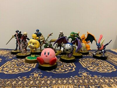 AU30 • Buy Amiibo Super Smash Bros Pokemon Zelda Fire Emblem Nintendo Switch 3ds Wii U