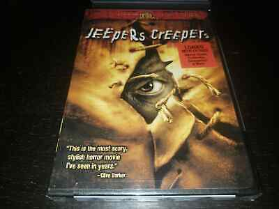 $19.99 • Buy Jeepers Creepers DVD