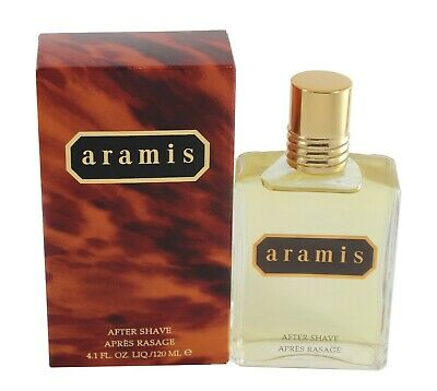 $44.90 • Buy Aramis By Aramis Men's Aftershave Lotion  4.1 Oz / 120 Ml  New In Box