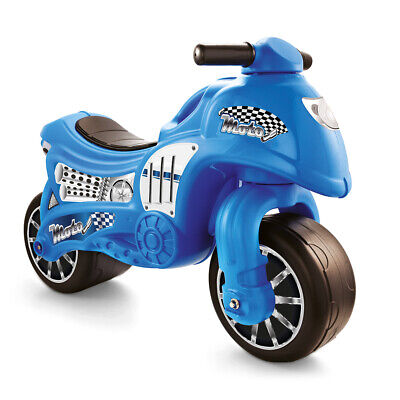 £28.99 • Buy Dolu Kids Toddler My First Moto Push Ride On Motorcycle Sit On Outdoor Toy Blue