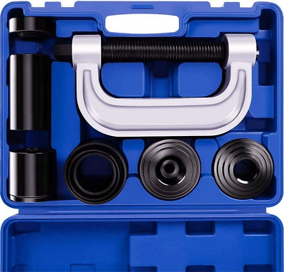 $82.51 • Buy Heavy Duty Ball Joint Press  U Joint Removal Tool Kit With 4x4 Adapters, For Mo