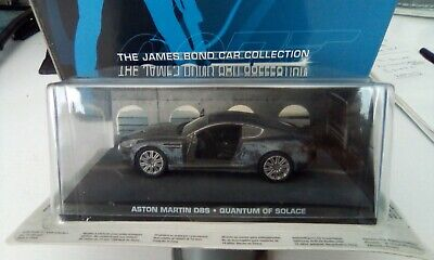 James Bond Car Collection- Aston Martin.P&P Discount On Multiple Purchases. • 11.75£