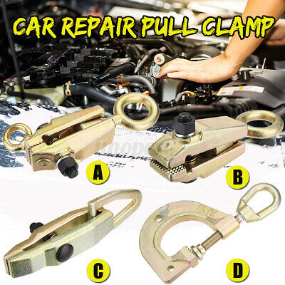 $69.99 • Buy 3 Ton & 5 Ton Repair Pull Clamp Back Self-Tightening Grips Auto Body Frame