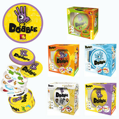 £11.75 • Buy Range Of Dobble Classic Family Card Game - Choose Your Edition - NEW & SEALED