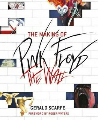 £19.90 • Buy Making Of Pink Floyd The Wall, Paperback By Scarfe, Gerald, Brand New, Free P...