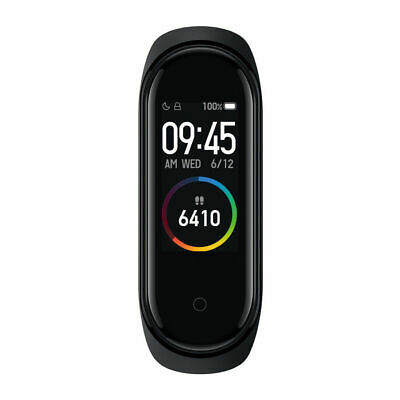 $29.99 • Buy Xiaomi Mi Band 4 Fitness Tracker Color AMOLED Heart Rate Monitor Global Version