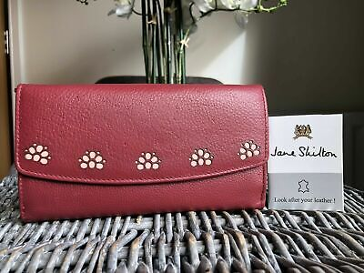 Jane Shilton Genuine Leather Purse/ Wallet • 15£