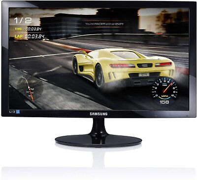 AU158 • Buy Samsung 24  LED S24D330H FHD 1080P Gaming PC Monitor 1ms Tilt VGA HDMI TN