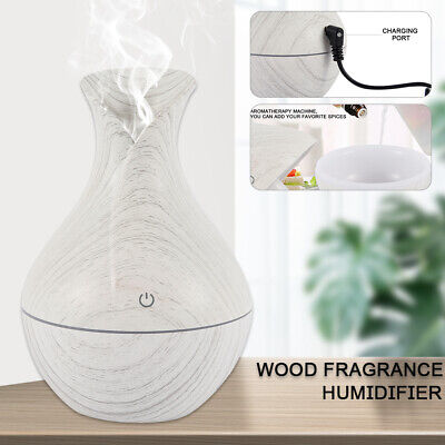 AU20.42 • Buy Aroma Oil Humidifier Air Diffuser Electric LED Light Up Bedroom Relaxing Defuser
