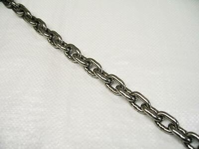 10MM Short Link Chain Stainless Steel DIN766 (Anchor 316 Grade) • 21.80£