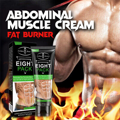 £12.99 • Buy 6 Pack Cream, Abs Stimulator Fat Burner, Weight Loss Gel Slimming, Stomach Belly
