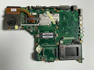 RM Mobile One 945 Z91FR Laptop Motherboard Intel Core 2 Duo CPU 1.66 GHz • 11.85£