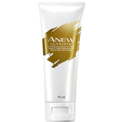 Avon Anew Ultimate Gold Peel-Off Face Mask - 75ml • 8.90£