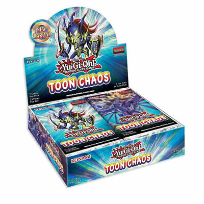 £0.99 • Buy Yu-gi-oh Toon Chaos Ultra Rare / Super Rare *toch* Cards. Instock Now!