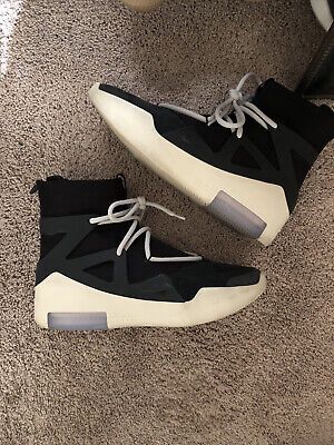 $675 • Buy NIKE AIR FEAR OF GOD 1 BLACK SZ 11.5 Used But Great Condition!