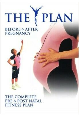 Y PLAN BEFORE & AFTER PREGNANCY Dvd Brand New And Factory Sealed Free Post • 4.75£