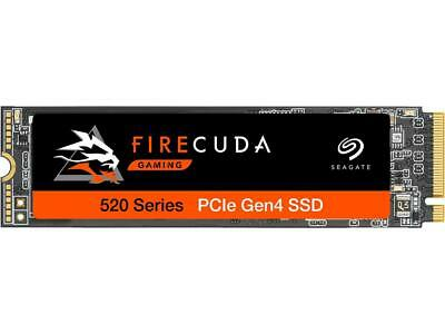 AU139 • Buy Seagate 500GB SSD FireCuda 520 PCIe Gen4 NVMe M.2 Internal Solid State Drive NEW
