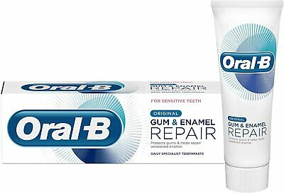 View Details Oral-B Gum & Enamel Repair - Extra Fresh Toothpaste For Sensitive Teeth 75ml • 7.99£