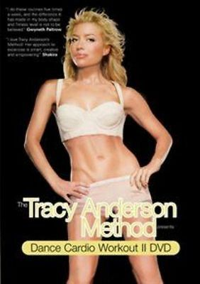 £1.10 • Buy The Tracy Anderson Method - Dance Cardio Workout 2 (DVD, 2012)