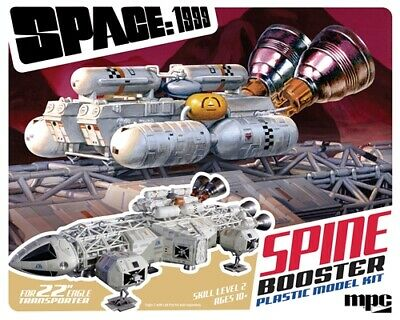 $42.99 • Buy MPC Space:1999 22  Booster Pack Accessory Set 1/48 MKA043