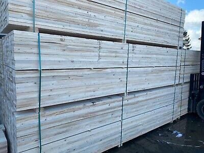 New Scaffold Boards German Whitewood 225mm X 38mm X 3.9m • 12.50£