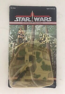 $ CDN567.35 • Buy 1984 UNPUNCHED Kenner Star Wars Vintage POTF SECURITY SCOUT One-man Vehicle
