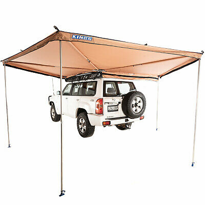 AU399 • Buy Adventure Kings 270° Wing Awning Car Camping Outdoor 4x4 Shade 4WD SUV Offroad
