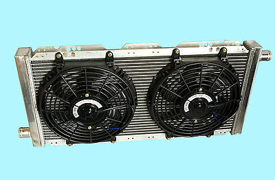 $ CDN373.94 • Buy Lotus Elise S1/s2 Vauxhall Vx220 Race Spec Aluminium, Radiator + Fans, Uk Made