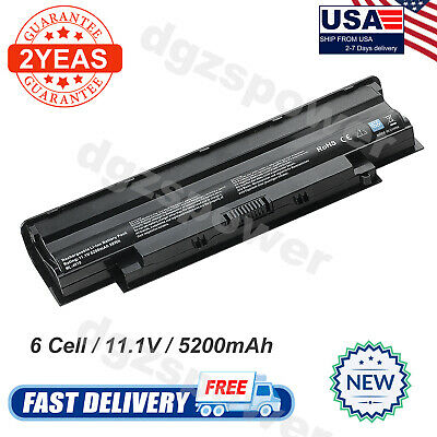 $12.56 • Buy Battery For Dell Inspiron J1KND 04YRJH N3010 N4010 N5010 N7010 N7110 N5040 I8U1