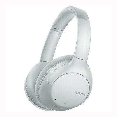 AU202.80 • Buy Sony WH-CH710N Wireless Noise Cancelling Headphones - White - [Au Stock]