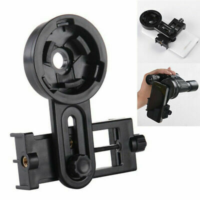 Universal Mobile Phone Holder Mount Adapter Bracket For Telescope Spotting Scope • 5.69£