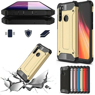 $7.67 • Buy For Xiaomi Redmi Note 8T 8 7S 7 Pro Shockproof Rubber Armor Rugged Case Cover
